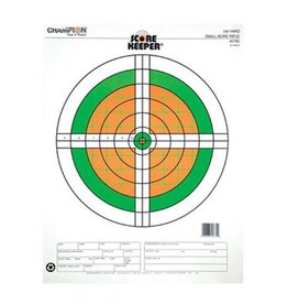 CHAMPION TRAPS & TARGETS Champion Score Keeper 100 Yrd Small Bore Rifle