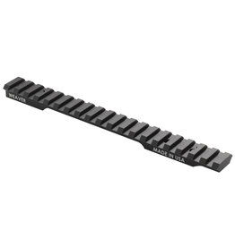 WEAVER MOUNTS Weaver Extended Picatinny Rail - Savage 110, 111, 112, 114,  116 LA
