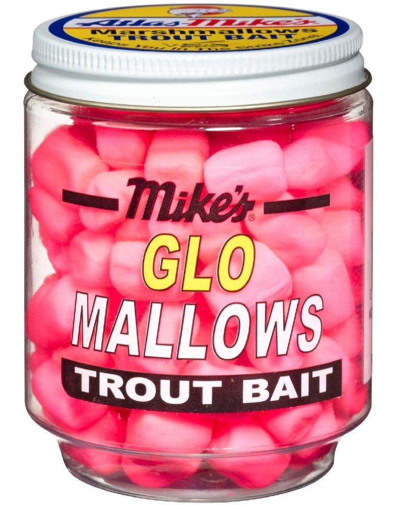 Mike's Mike's Pink/Garlic Glo Mallows 1.5oz Jar