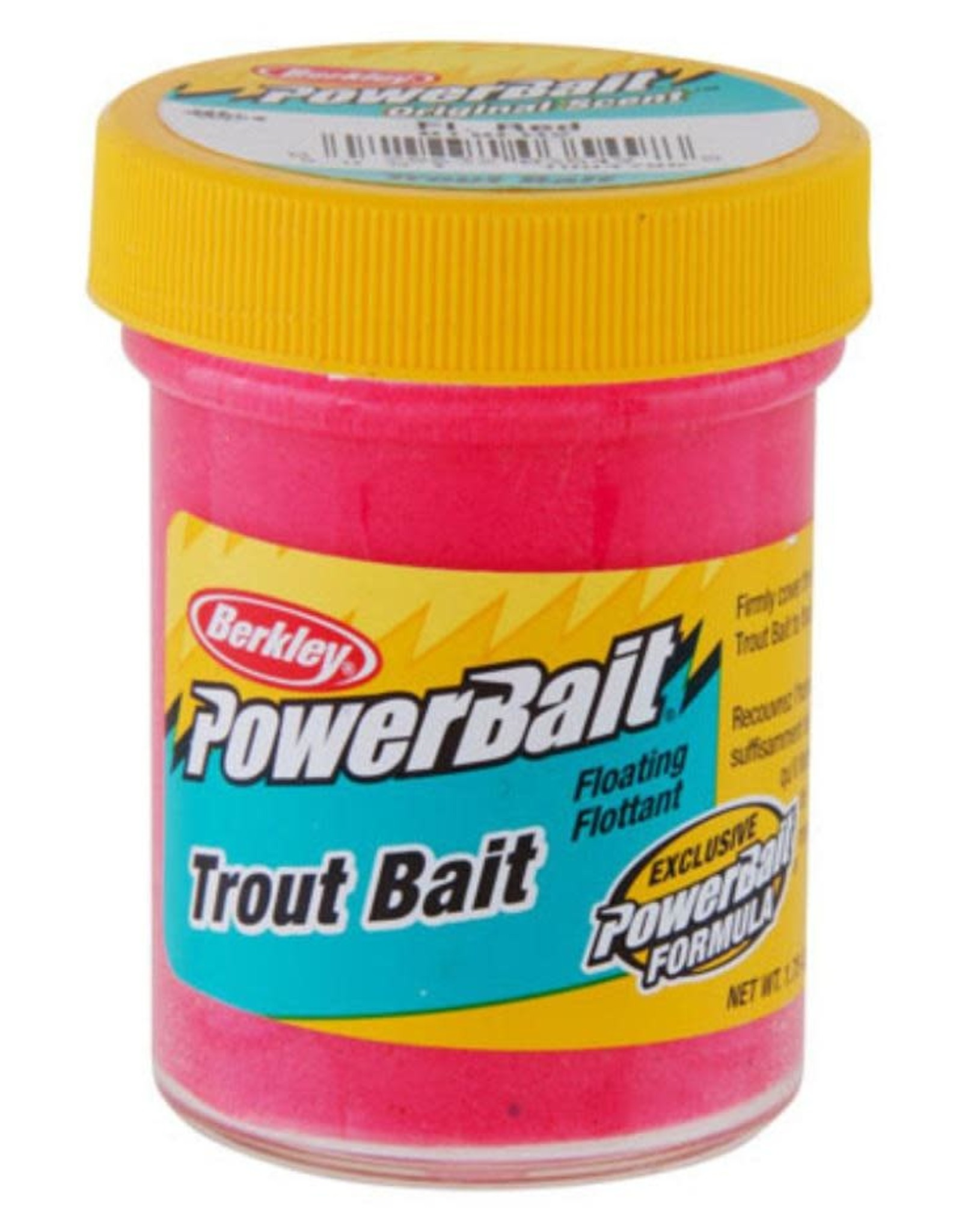 Berkley Berkley Trout Bait Dough - Red