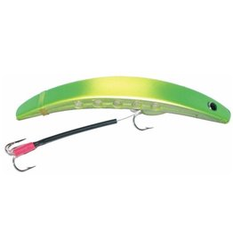 "Brad's Brad's Super Bait Rig 4"" Lemon Lime"