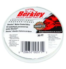 Berkley Berkley Steelon Nylon Coated Wire 30' 30#