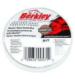 Berkley Berkley Steelon Nylon Coated Wire 30' 45#