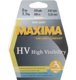 Maxima Hi-Viz 220 Yards 8#