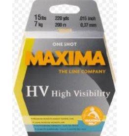 Maxima Maxima Hi-Viz Yellow 15#