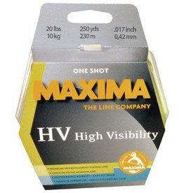 Maxima Maxima Hi-Viz Yello 250 Yds 20#