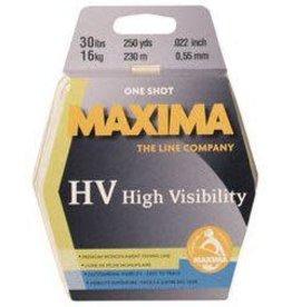 Maxima Maxima Hi-Viz Yellow 250 Yds 30#