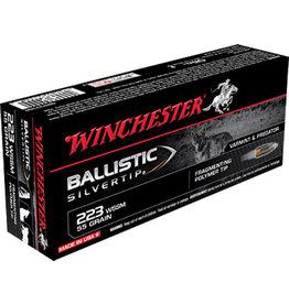 WINCHESTER Winchester Ballistic Silvertip  .223 WSSM BST 55 Grains