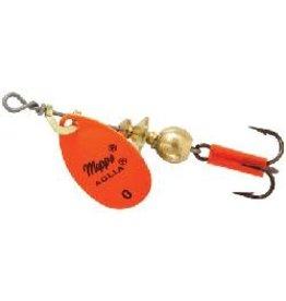 Mepps Mepps Aglia 1/12 Oz. - Hot Orange