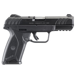 "RUGER Ruger Security 9 - 9mm 4"" bbl 15+1 Rounds"