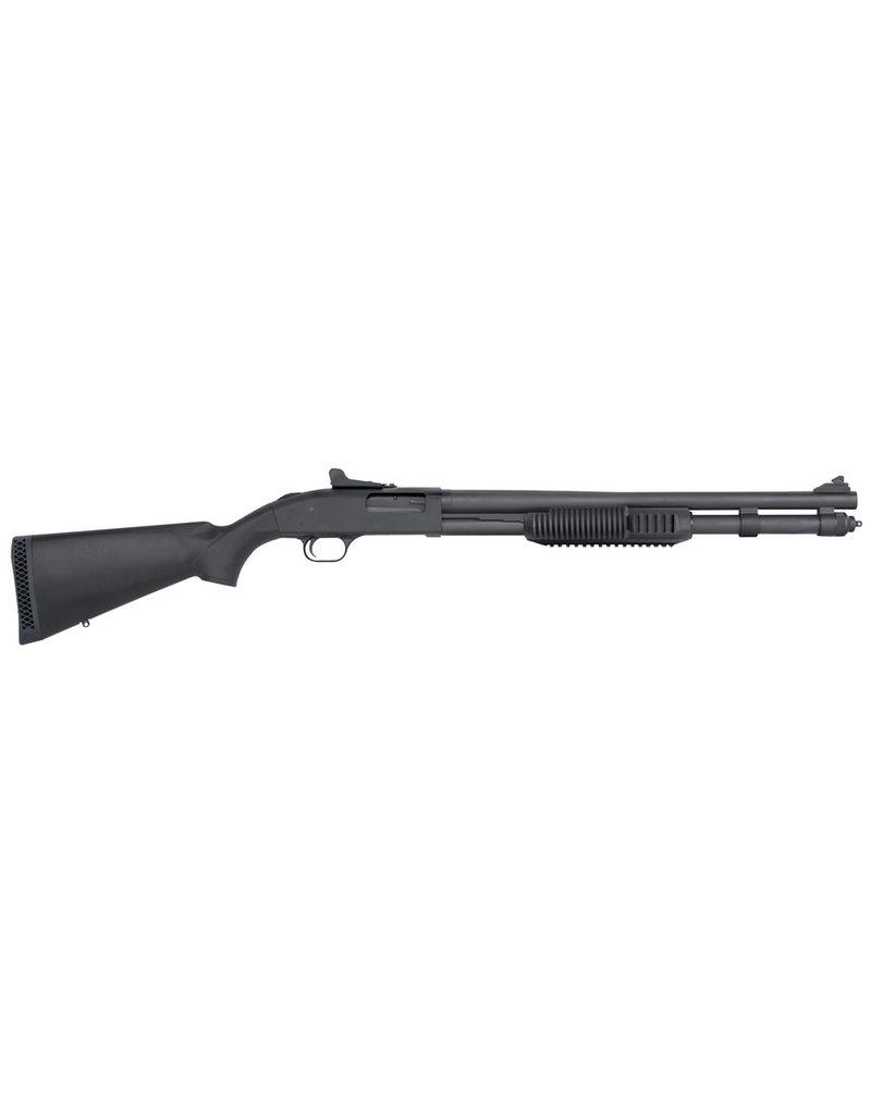 "MOSSBERG Mossberg 590 Security Pump Shotgun 12Ga 9Rnd 20"" Syn"