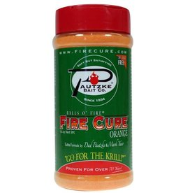 Pautzke Pautzke P16FC/ORG Firecure 16oz Orange Egg Cure