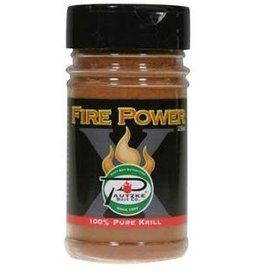 Pautzke Pautzke Fire Power 2.0oz Krill Powder