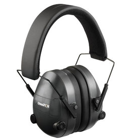 CHAMPION TRAPS & TARGETS Champion Electronic Ear Muffs - Noise Reduction 27 Decibles
