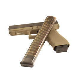 ETS GROUP ETS Magazine for Glock 17,19,26,34   -31 Rnd 9mm