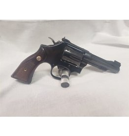 "Smith & Wesson Mod. 18-7 .22 LR 6 Shot 4"" bbl"