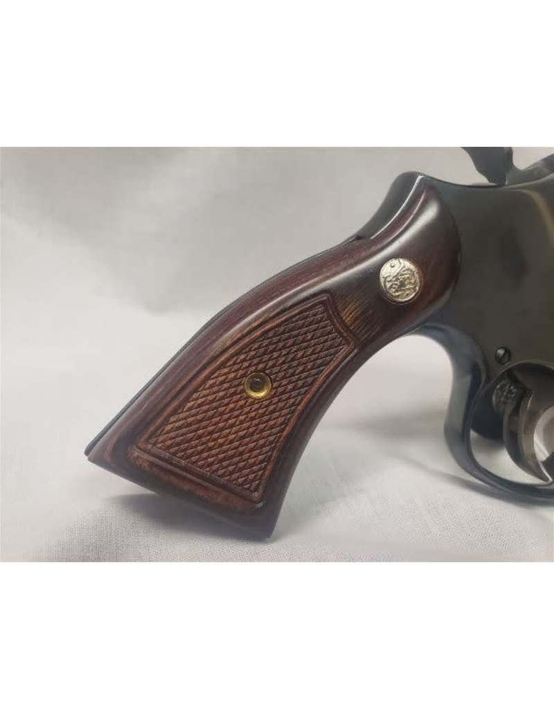 "Smith & Wesson Mod. 18-7 .22 LR 6 Shot 4"" bbl"
