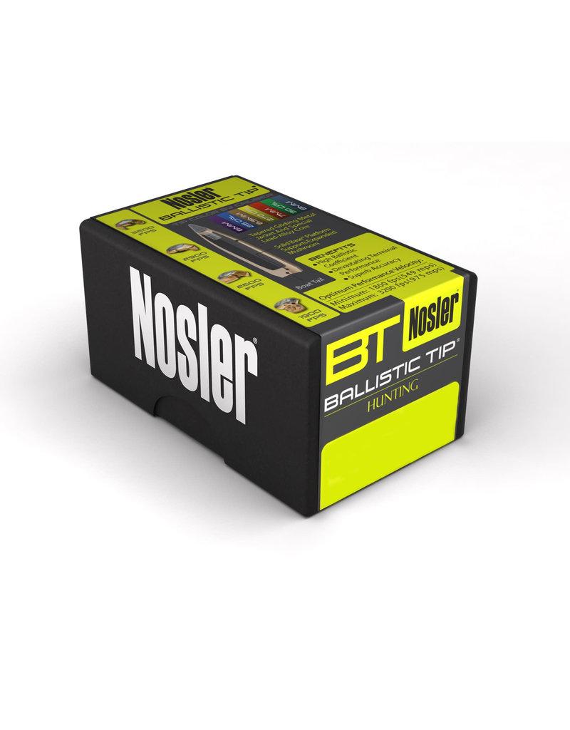Nosler Nosler 26140 Rifle Bullets 6.5mm 140gr Ballistic Tip 50 Ct