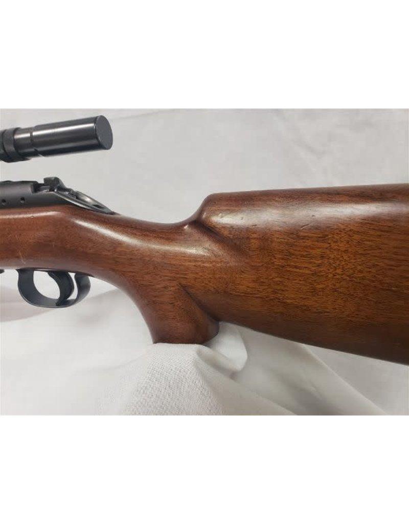 "Winchester 52B .22 LR w/ Heavy Target bbl & Unertl 1-1/2"" 16-20x Scope"