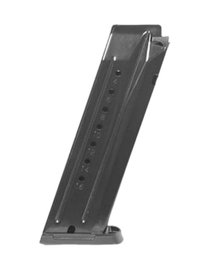 RUGER Ruger SR9-9mm 17rd Blued