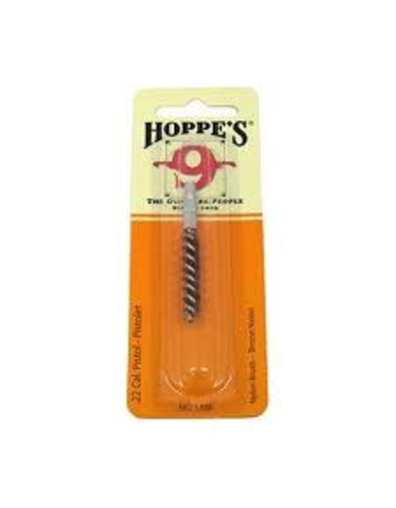 HOPPE'S Hoppe's Nylon Bore Brush .22 Cal - Pistol