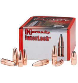"HORNADY - BULLETS Hornady InterLock 8mm (.323"") 195 Gg Spire Point 100 Box"