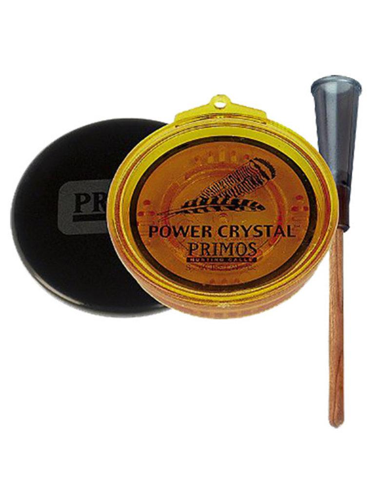Primos Primos Power Crystal Turkey Friction Call W/Hardwood Striker