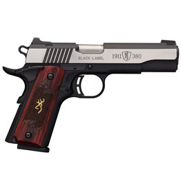 """Browning Browning 1911 Medallion Pro Full Size .380 ACP 4-1/4"""" bbl 8+1 Round"""