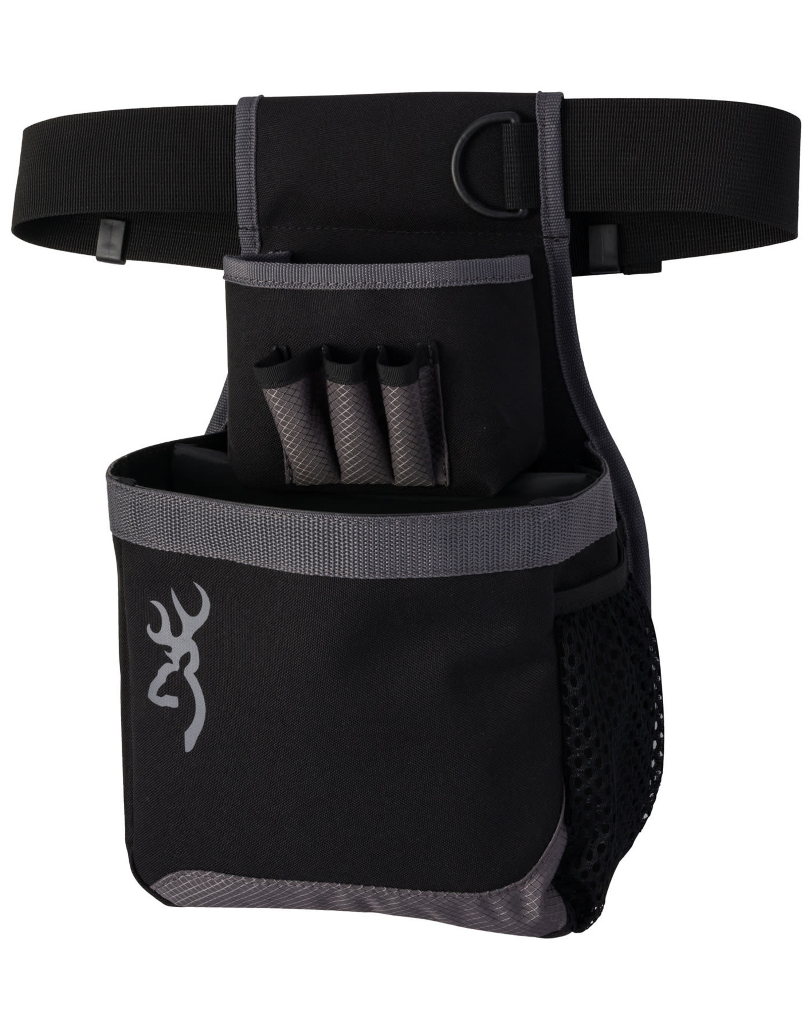 Browning Browning Flash Pouch Shell Holder Blk/Gry