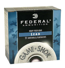 Federal Federal Upland - Heavy Field Shotshell 12 GA, 2-3/4 1-1/4 Oz #5