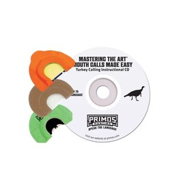 Primos Mastering The Art - Turkey Mouth Calls Made Easy
