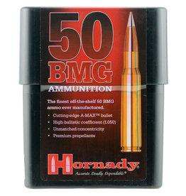 Hornady Hornady Match 50 Bmg 750 Gr, A-Max Match, 10 Rnd