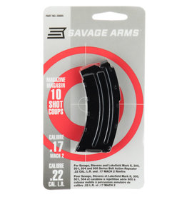 SAVAGE ARMS Savage MK II .22 LR 10 Round Mag