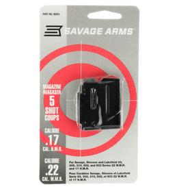 SAVAGE ARMS Savage 93 .22WMR/.17 HMR 5 Rnd Mag
