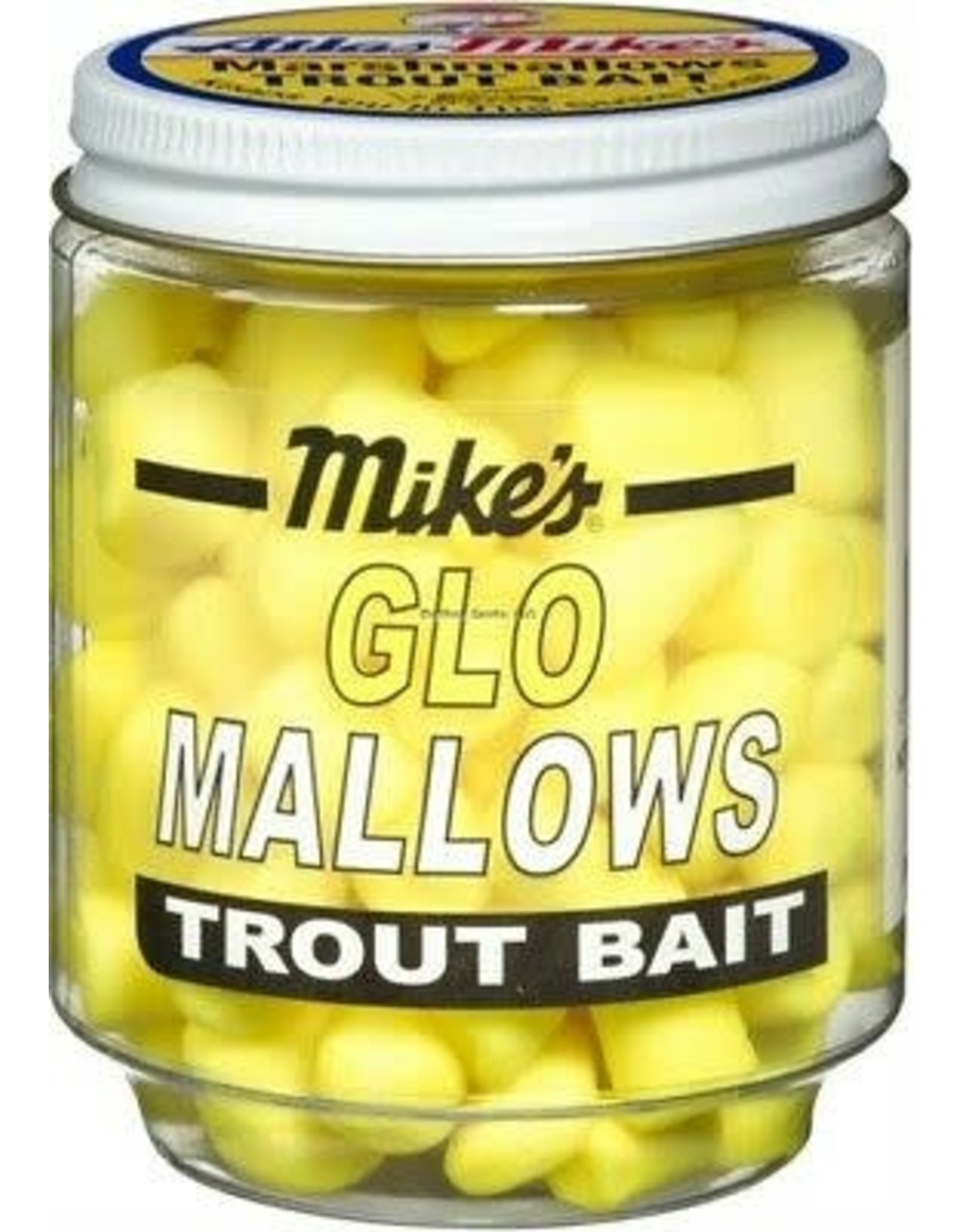 Atlas Mikes Marshmallows Trout Bait - Yellow Cheese