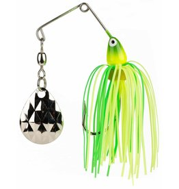 Strike King Spinnerbait, 1/8 oz Strike King MK-93G Mini-King