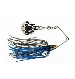 Strike King Spinnerbait, 1/8 oz Strike King MK-76 Mini-King