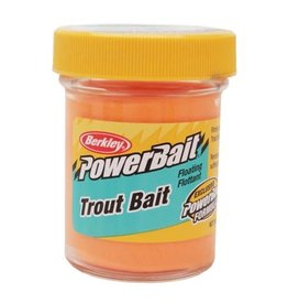 Berkley Power Bait Trout Bait - Fluorescent Orange