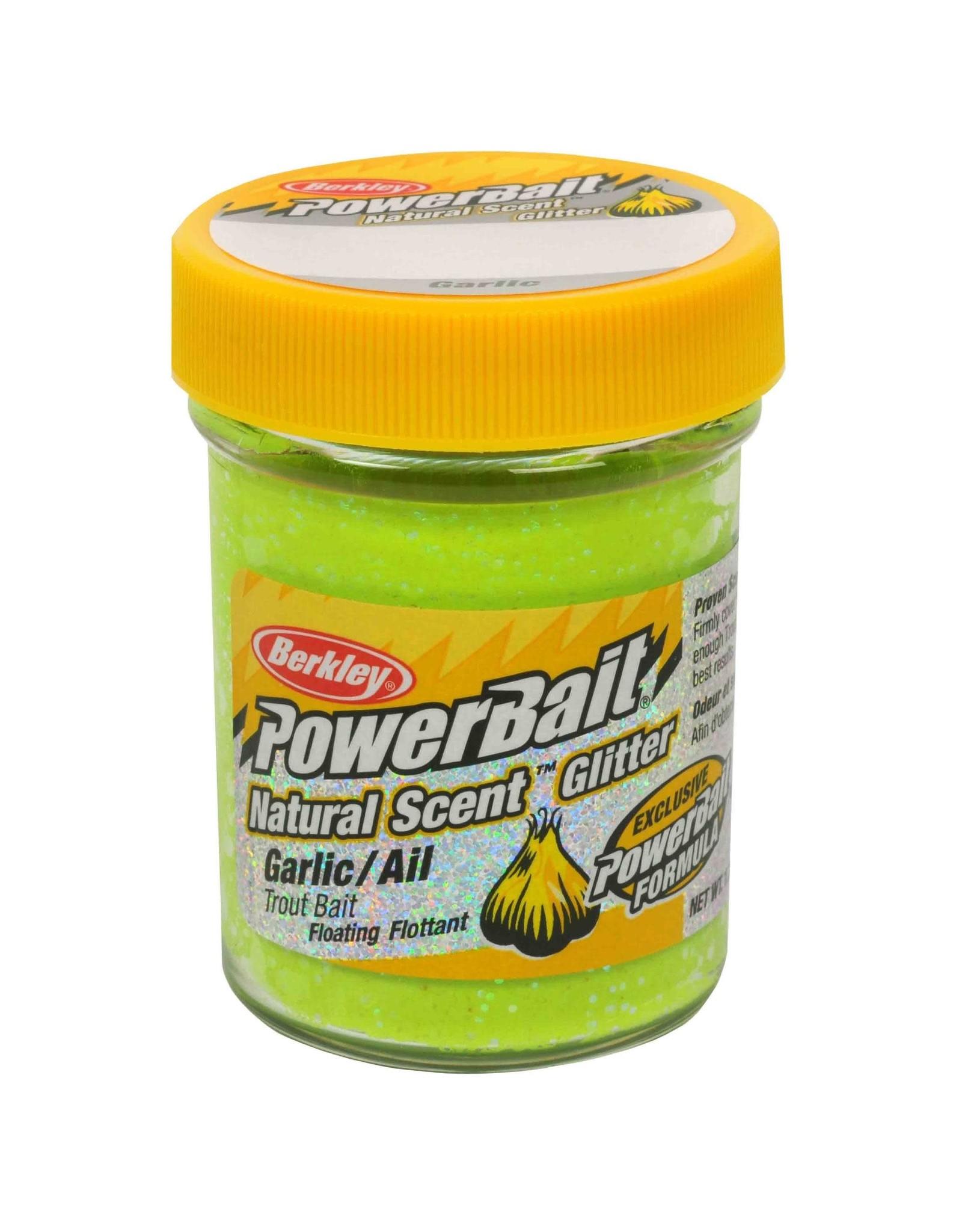 Berkley Power Bait Trout Bait - Chartreuse Garlic