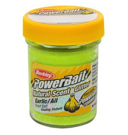 Berkley Power Bait Trout Bait - Chartreuse Garlic