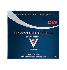 CCI CCI 0025 22 WMR SHOTSHELL #12 20/100