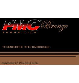 PMC PMC .223 55 Gr FMJU-BT 2900 FPS - 20 Count