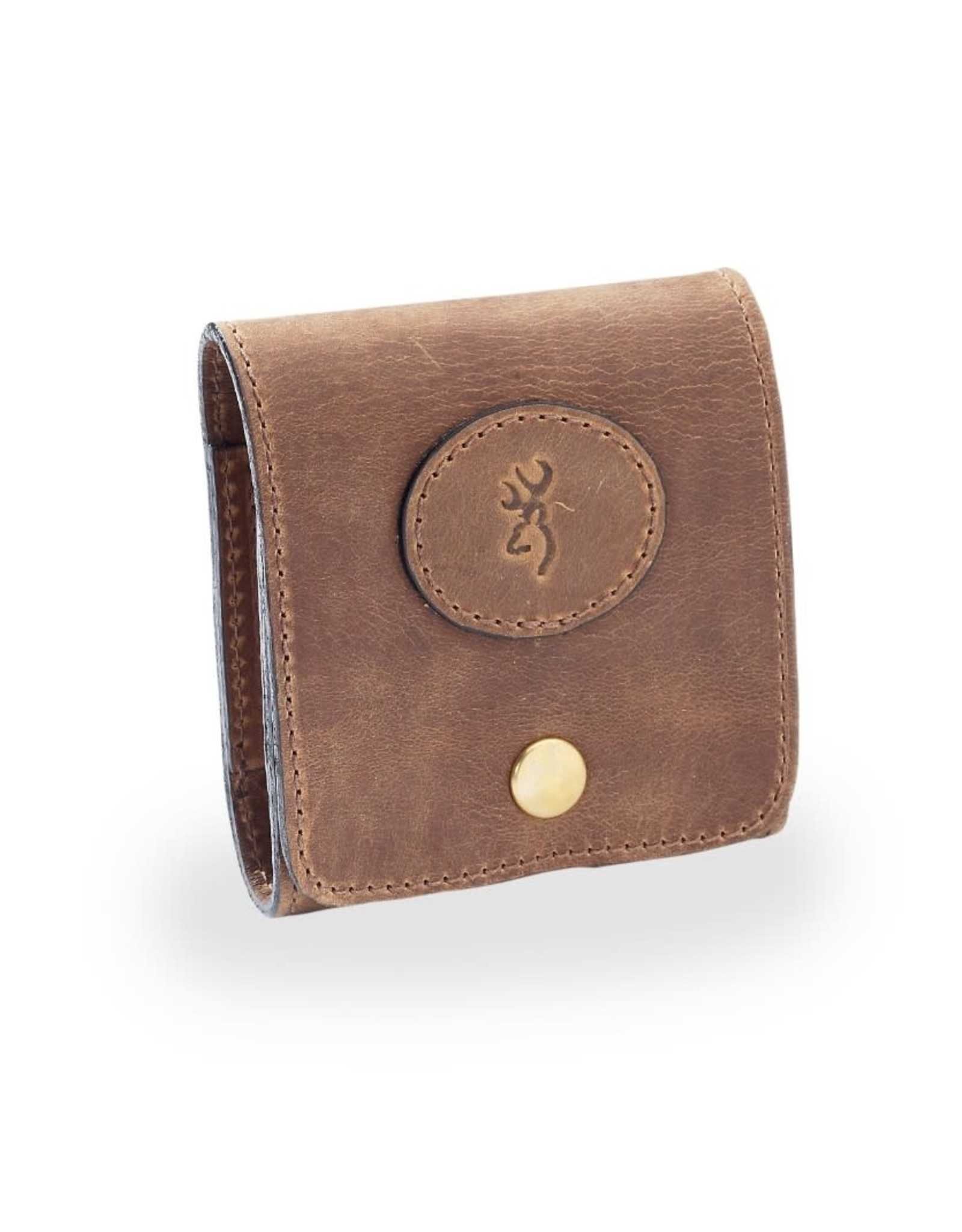 Browning Browning Crazy Horse Leather Cartridge Case