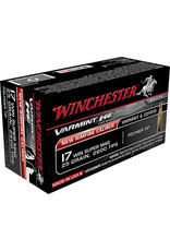 WINCHESTER AMMO Winchester Elite .17 WSM 25 gr Polymer Tip 2600 FPS - 50 Count