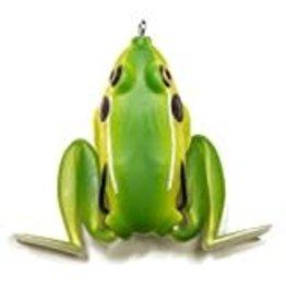 """Lunkerhunt Lunkerhunt PF09 Pocket Frog Hollow Body Frog, 1 3/4"""" at Rest/2 1/2"""