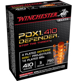 "WINCHESTER AMMO Winchester .410 PDX1 Defender 3""  750 FPS - 10 Count"