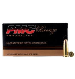 PMC 38SUP+P 130 Gr FMJ - 50 Count