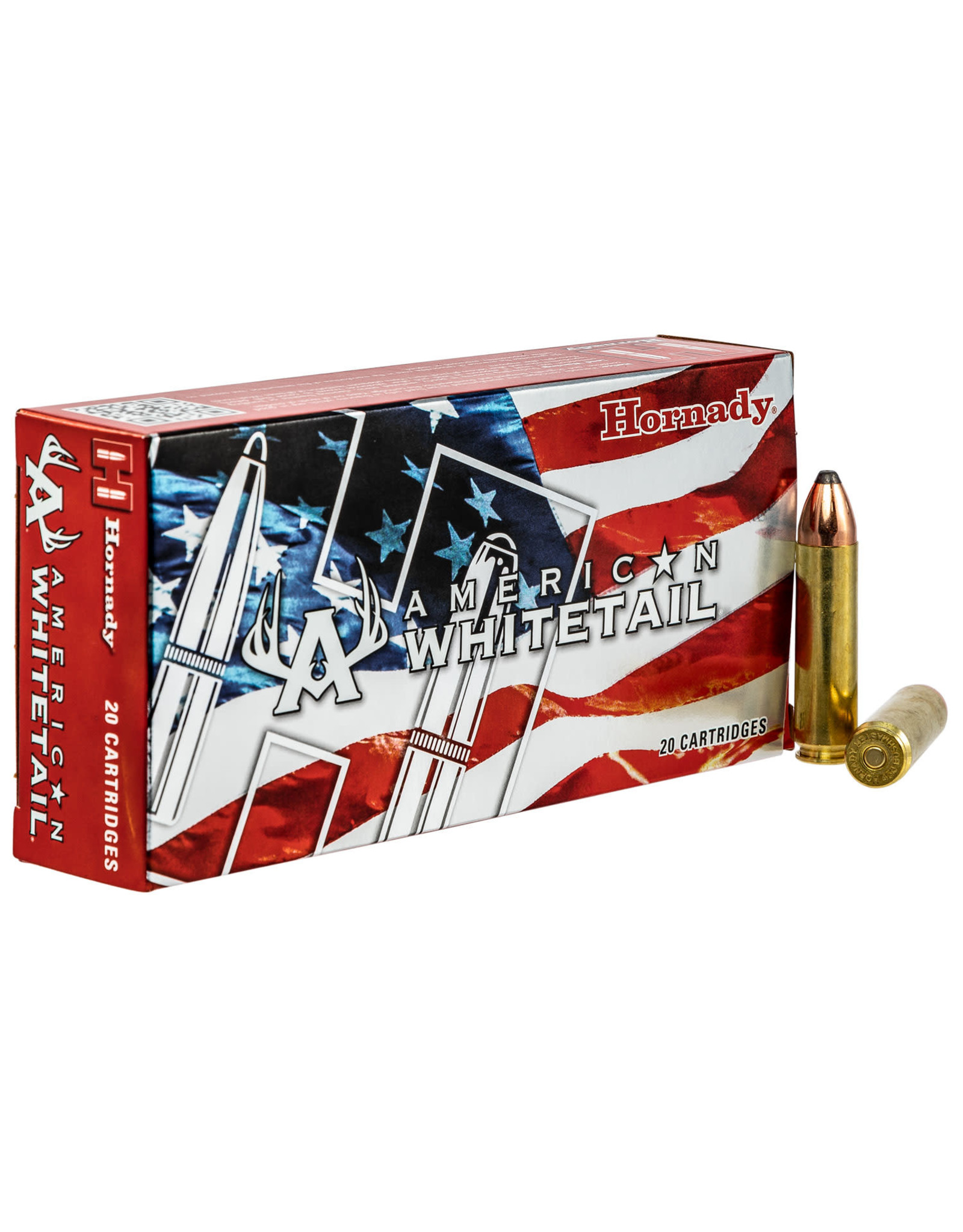 Hornady Hornady 450 Bushmaster American Whitetail 245 gr SP - 20 Count