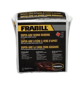 Frabill Frabill Worm Bedding Super-Gro 2 lb Worm