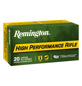 REMINGTON Remington High Performance 6.5 Creedmoor 140 Gr BTHP - 20 Count